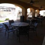 Villa Bonita patio